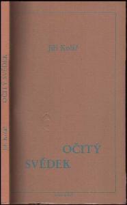 Očitý svědek : Deník z roku 1949