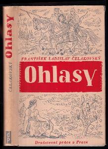 Ohlasy - Ohlas písní ruských - Ohlas písní českých