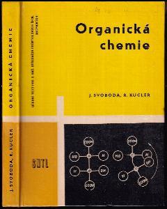 Organická chemie pro 2 ročník středních průmyslových škol chemických.