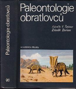 Paleontologie obratlovců - celost. vysokošk. učebnice pro stud. přírodověd. fakult