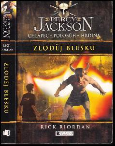 Percy Jackson, Zloděj blesku