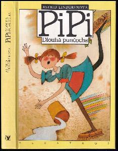 Pipi Dlouhá punčocha : Pro čtenáře od 6 let