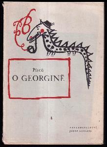 Píseň o georgině, či Hepta epi Thébas, či osm na jednu květinu