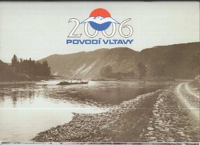 Povodí Vltavy - kalendář 2006