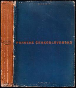 Pravěké Československo : úvod do studia dějin pravěku = La Tchécoslovaquie préhistorique : Introduction aux études préhistoriques