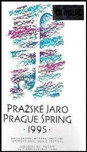 Pražské jaro 1995 : Prague Spring 1995 : dirigování : 47. mezinárodní hudební soutěž : Rudolfinum, Dvořákova síň : 1. kolo 7.-8. května