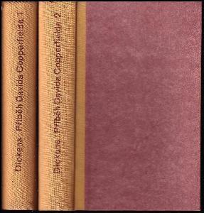 Příběh Davida Copperfielda. Díl 1+2 - David Copperfield KOMPLET