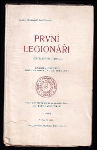 První legionáři - před půlstoletím