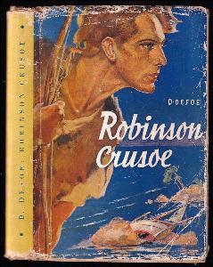 Robinson Crusoe - dobrodružství na pustém ostrově