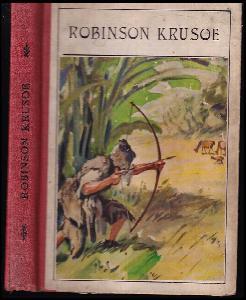 Robinson Krusoe - dle původního vydání  Dan. Defoea a dle Joachima Jindř. Campea mládeži vypravuje Dr. Jan V. Novák, s 19 vyobrazeními v textu