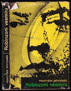 Robinzoni vesmíru : vědeckofantastický román