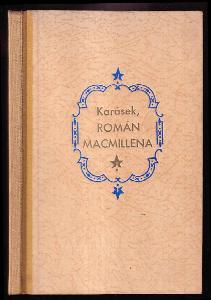 Romány tří magů [I], Román Manfreda Macmillena.