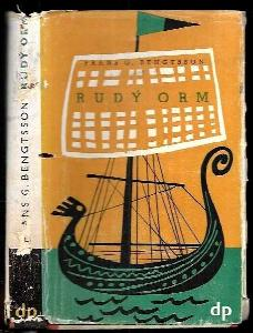 Rudý Orm - plavci na západ - příběh z dob, kdy na sever začalo pronikat křesťanství