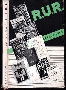 RU.R. Rossum's universal robots - kolektivní drama o vstupní komedii o třech dějstvích.
