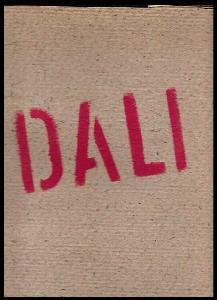 Salvador Dali : katalog výstavy Galerie D - Praha 15.6.-23.7.1967