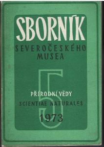 Sborník Severočeského musea. 5, Přírodní vědy
