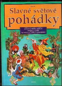 Slavné světové pohádky - Krysař z města Hameln - Kráska a zvíře - Ali Baba a čtyřicet loupežníků