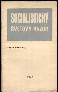 Socialistický světový názor