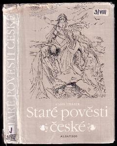 Staré pověsti české - pro čtenáře od 9 let