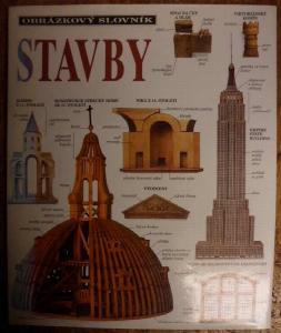 Stavby : Obrázkový slovník