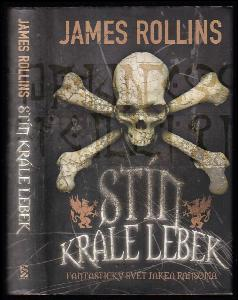 Stín krále lebek - fantastický svět Jakea Ransoma