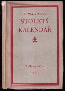 Stoletý kalendář - verše pomíchané