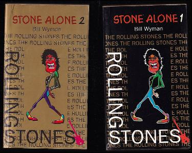 Stone Alone 1+2 - Komplet - Rolling Stones