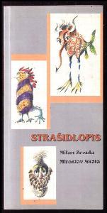 Strašidlopis, aneb Velký atlas malých strašidel
