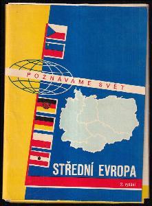 Střední Evropa : Měřítko 1:1500000