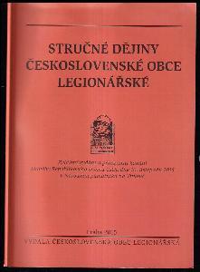 Stručné dějiny Československé obce legionářské