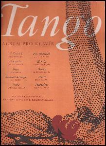 Tango - album pro klavír