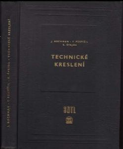 Technické kreslení : Učební texty pro 1. roč. učeb. oborů: zedník 0601, fasádník a štukatér 0602, železář-betonář 0604, výrobce stavebních dílců 0611