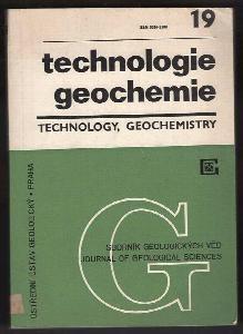 Technologie geochemie
