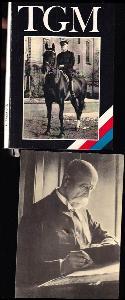 TGM - soubor pohlednic
