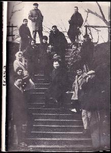 Trasa - Severočeská galerie Litoměřice 20 června - 1. září 1991, Východočeská galerie Pardubice 12. září - 10. listopadu 1991, Oblastní galerie Vysočiny Jihlava 21. listopadu 1991 - 10. ledna 1992