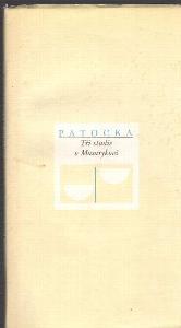 Tři studie o Masarykovi