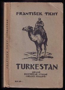 Turkestan  PODPIS : 1915-1920