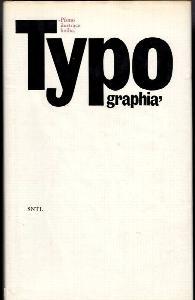 Typographia : písmo, ilustrace, kniha