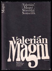 Valerián Magni - 1586-1661 - kapitola z kulturních dějin Čech 17. století