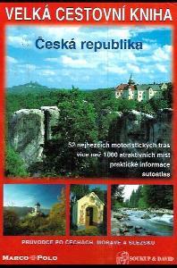Velká cestovní kniha, Česká republika