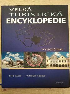 Velká turistická encyklopedie, Velká turistická encyklopediey, Vysočina