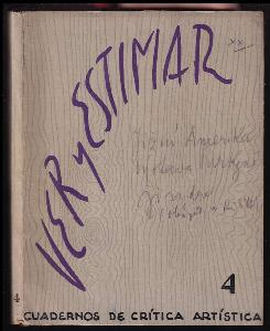 VER Y ESTIMAR - No. 4 - Vol. I