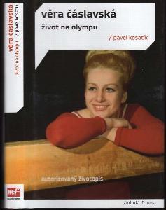Věra Čáslavská : život na Olympu