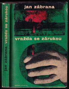 Vražda se zárukou : druhé vyprávění doktora Pivoňky : detektivní román