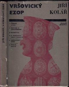 Vršovický Ezop - PODPIS