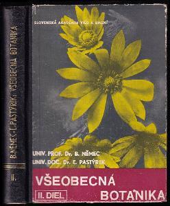 Všeobecná botanika - Diel 2, Fysiologia.