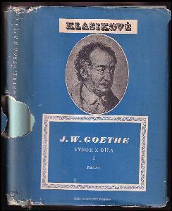 Výbor z díla. 1, Faust
