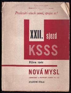 XXII sjezd Komunistické strany Sovětského svazu.