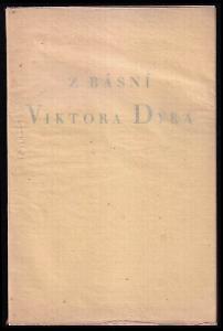 Z básní Viktora Dyka