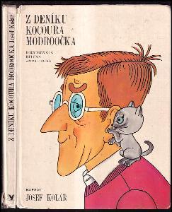 Z deníku kocoura Modroočka - Pro děti od 5 let